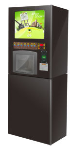 Large LCD Display Vendor Machine (LF-306D-17Y) pictures & photos