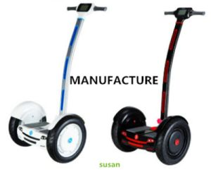 1000W 15inch Electric Mobility Balancing Scooter with LED Display pictures & photos