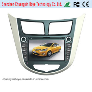 Car Multimedia System Car DVD Video Fit for Hyundai Accent pictures & photos