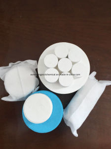Manufacturer of Desiccant Calcium Chloride Tablet with Reach pictures & photos