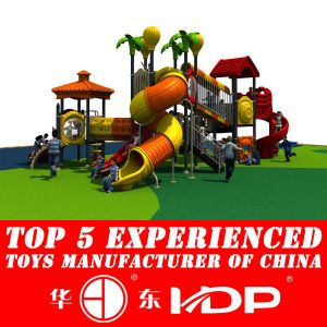 High Quality and Unique Children Outdoor Playground (HD14-113A) pictures & photos