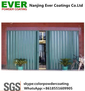 UV Resistance Electrostatic Spray Polyester Tgic Outdoor Powder Coating Paint pictures & photos