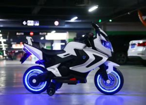 Baby Battery Motorcycle Ride on Bike Electric Motorcycle pictures & photos