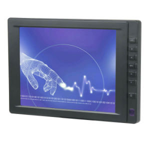 "8"" VGA Touch Screen Monitor for Medical, Kiosk, Car Kit pictures & photos"