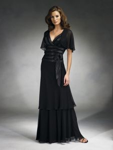New Fashion 2011 Formal Occasion Mother of Bridal Dress (ML28672)
