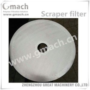 Stainless Steel Filter Plate Filter Disk for No Mesh Melt Filter pictures & photos