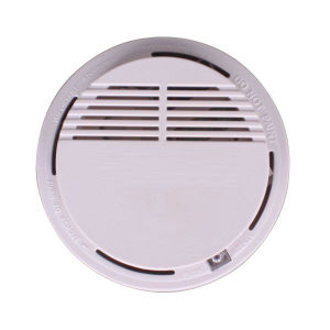 Home Security System Photoelectric Wireless Smoke Detector Fire Alarm pictures & photos