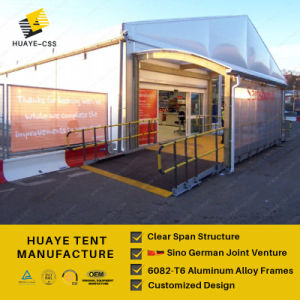 40/600 X 100m Large Exhibition Tent for Expo Trade Show (P0 HAF 40M) pictures & photos