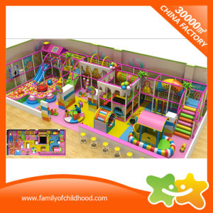 Candy Theme Children Indoor Playground Amusement Equipment for Funny pictures & photos