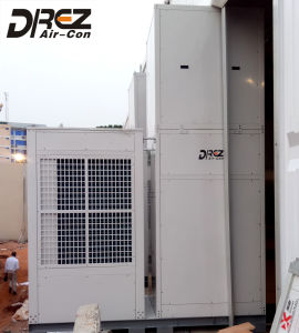 Compact Type Floor Standing Low Noise Industrial Cooler Commercial Central Air Conditioner