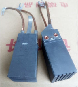 Electrical Conductivity of Industry Carbon Brush RE66 pictures & photos