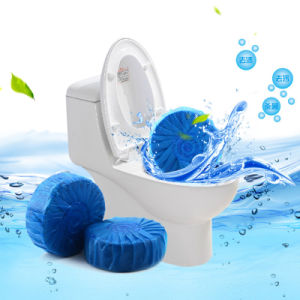 Character Toilet Blue Bubble Cleaner/Auto Toilet Bowl Cleaner pictures & photos