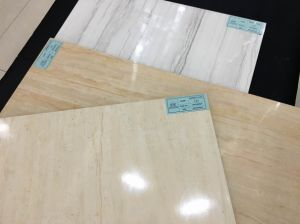 Marble Stone Glazed Polished Porcelain Floor Tiles (VRP69M023) pictures & photos