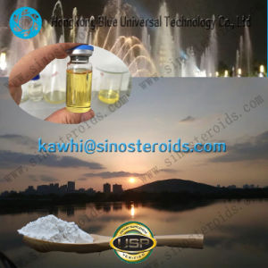 Steroid for Fat Loss Anabolic Testosterone Powder Testosterone Phenylpropionate CAS 1255-49-8 pictures & photos