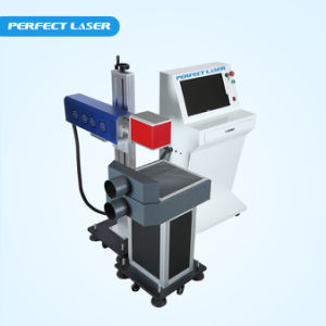 Hot Sale 10W 30W 60W Paper Plastic CO2 Laser Marker pictures & photos