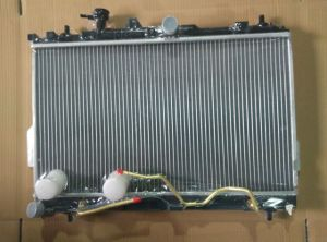 Aluminum Plastic Auto Radiator pictures & photos