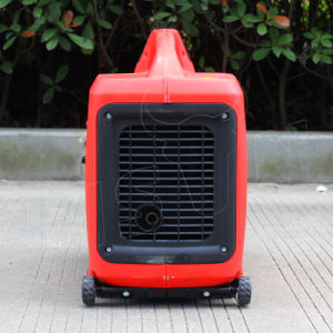 Bison (China) BS-X4600 Electric Start Portable Generator with Inverter pictures & photos