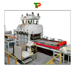 Short Cycle Lamination Hot Press Machine pictures & photos