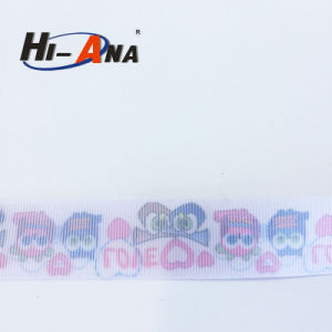 Familiar in OEM and ODM Top Quality Grosgrain Ribbon Printer pictures & photos