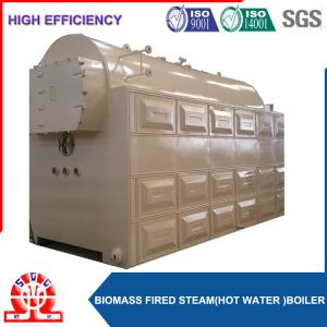 Solid Fuel Palm Shell Hot Water Heating Boiler pictures & photos