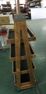 Clothing Store Floor Display Stand pictures & photos