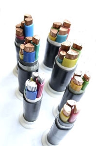 Wire Cable with Coppper Stranded Conductor pictures & photos