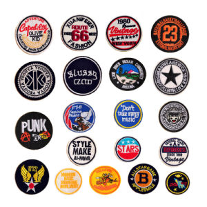 American Badge Eagle Embroidery Patch Masculine Sleeve Clothing Patch Male Badge pictures & photos