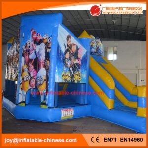 2017 Blow up Inflatable Jumping Bouncy Castle Combo for Kids (T3-211) pictures & photos