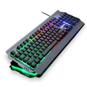 Back Lighting Computer PC Gaming Mechanical Keyboard pictures & photos