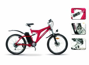 Mountain Electric Bicycle with Pedal Assisted for Adult pictures & photos