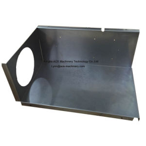 Angle Fitting SGCC Precision Sheet Metal Part pictures & photos