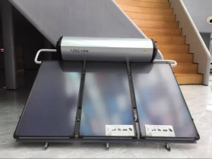 300L High Efficiency Pressure Flat Plate Solar Water Heater pictures & photos