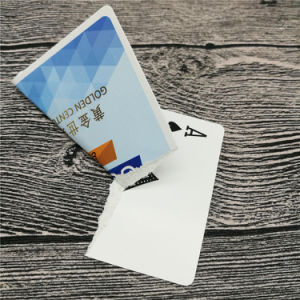 Custom Promotion Cards Bridge Playing Cards pictures & photos