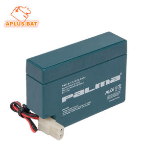 Lead-Calcium Alloy VRLA Battery 12V 0.8ah for Backup System pictures & photos