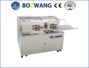 Cutting and Stripping Machine with Rotary Tool for Bog Cable pictures & photos
