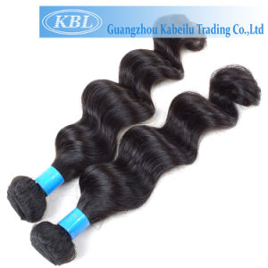 Unprocessed Brazilian Human Hair Extension Hair Styling pictures & photos
