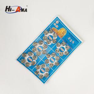 Strict QC 100% Various Colors Custom Metal Snap Button pictures & photos