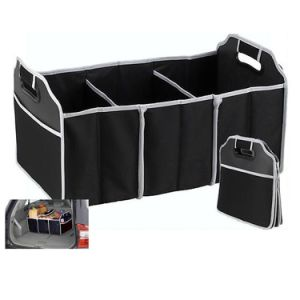 Portable Collapsible Folding Flat Auto Custom Storage Box Organizer for Car Trunk pictures & photos
