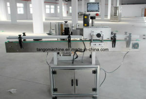 Automatic Beer Bottle Sauce Glass Bottle Adhesive Label Sticking Machine pictures & photos