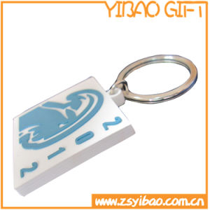 Factory Price Custom Soft PVC Keychain (YB-LY-K-11) pictures & photos