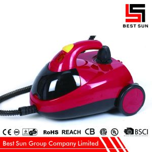 Steam Cleaner Small with Attachments, Steam Cleaner Prices pictures & photos