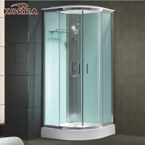 Complete Shower Room with Glass Back Board (K-503N) pictures & photos