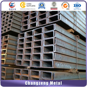 Ss400 Hot Rolled Structural Channel Steel in Stock (CZ-C53) pictures & photos
