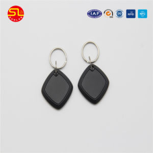 Free Sample RFID T5577 Chip Keyfob -SL0207 pictures & photos