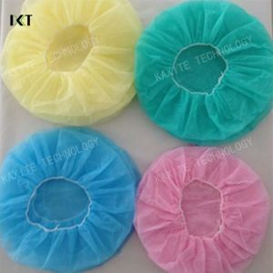 Nonwoven Disposable Doctor Bouffant Cap pictures & photos