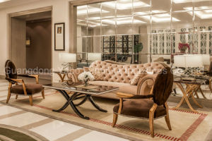 Hotel Furniture with Coffee Table-Living Room Furniture pictures & photos