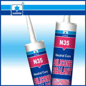 Lapis, Marble, Masonry, Neutral Cure Silicone Sealant for Concrete Filling pictures & photos