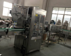 Shrink Sleeve Applicator and Shrink Tunnels for Bottles and Can pictures & photos