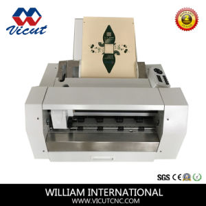 Automatic Roll Film Foam Sticker Label Die Cutting Machine pictures & photos