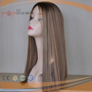 Ombre Color Silk Top Silk Top Wig pictures & photos